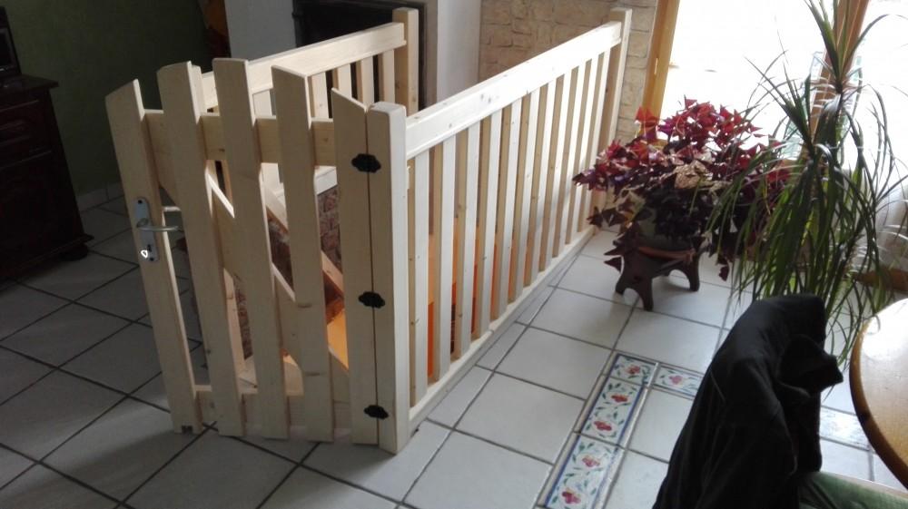 Menuiserie fagot l 39 atelier du bois for Petit portillon en bois